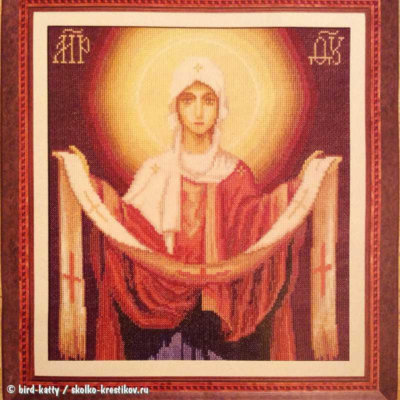 фото вышитых крестом иконы покрова раз участвовала откровенных
